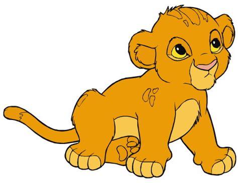 imagenes de leones bebes animados el rey leon clip art gif gifs animados el rey leon 5747702