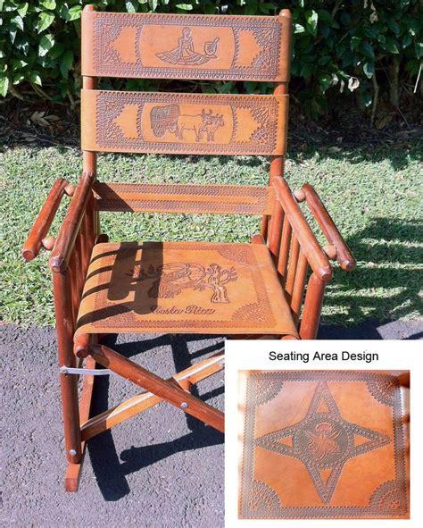 costa rica rocking chair low back design costa