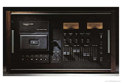 nakamichi 1000 cassette deck nakamichi 1000 tri tracer manual three dual