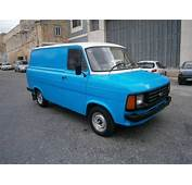 1985 Ford Transit Mk2 Classic Van SOLD  Car And