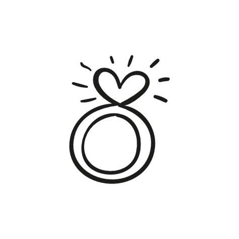 wedding ring icon free icons