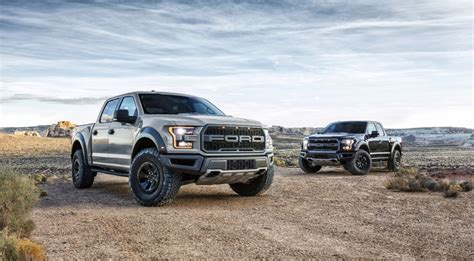 ford f 150 raptor 2017 ford f 150 raptor supercrew unveiled ford authority