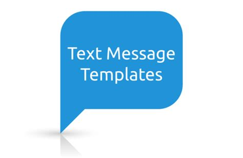 Templates For Every Text Message You Might Need For Your Business Martech Howldb Text Message Templates Free