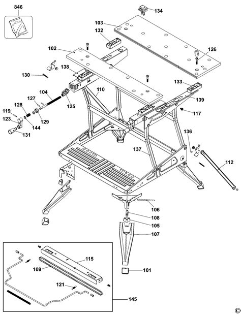 workmate bench parts workmate workbench parts pictures to pin on pinterest