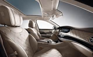 Mercedes S600 Interior 2016 Mercedes Maybach S600 Interior Photo