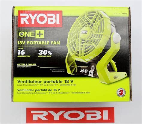 ryobi fan and battery want to make a 18v dewalt cordless fan ih8mud forum