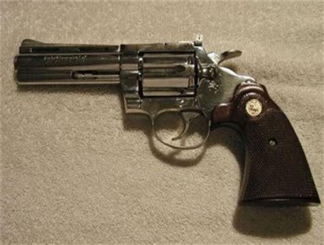 new guns gallery: colt diamondback nickel plated 38