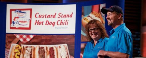 custard stand chili custard stand chili shark tank