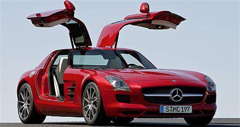 mercedes sls: el nuevo 'alas de gaviota' | coches | motor