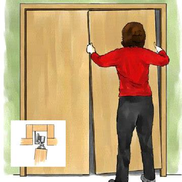 How To Remove Bifold Closet Doors How To Change From Wallpaper To Paint Without Removing Invitations Ideas