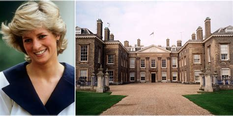 diana house you can now spend a night in princess diana s childhood home