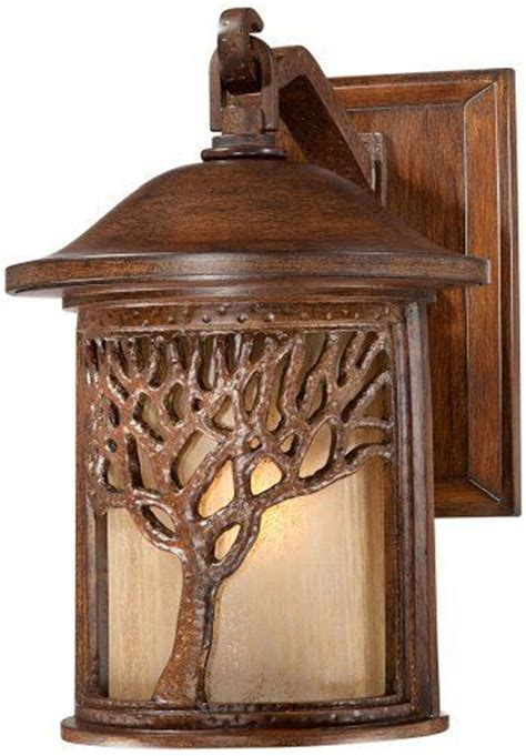 Mission Style Outdoor Lights Bronze Mission Style Tree 12 1 4 Quot High Outdoor Wall Light By Timberland 149 99 This