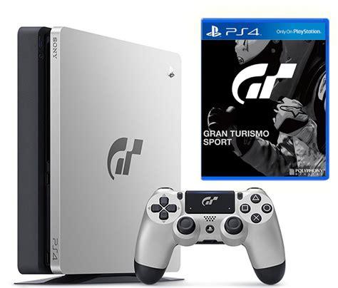 Sony Ps4 Slim 1tb Playstation 4 Gran Turismo Sport Limited Edition sony playstation 4 slim 1tb gran turismo sport