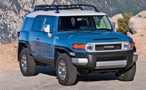 Toyota Fj Toyota Fj Cruiser Is Scarce And High Priced