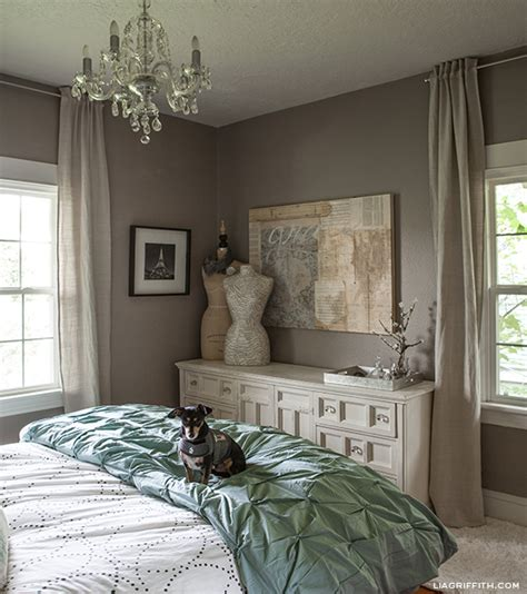 beautiful bedroom wall colors eclectic home tour lia griffith