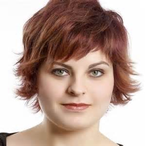 flattering hair cuts for large round full face women hairstyles for short hair popular