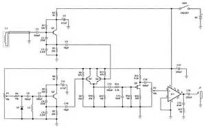 metal detector schematic get free image about wiring diagram