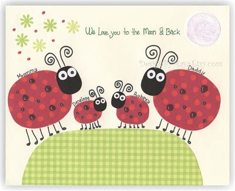 Ladybug Nursery Decor Baby Room Decor Ladybug Nursery Room No One Else Ladybugs Kid Room