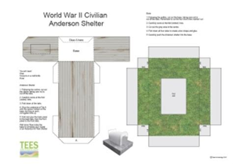 shelter template card tees archaeology downloads