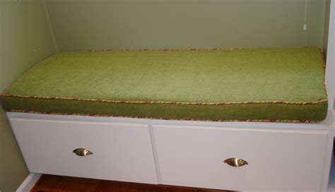 mudroom bench cushions a mud room with style 187 susan s designs