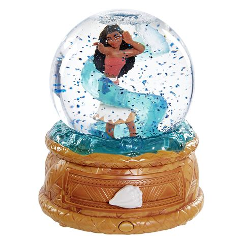 Water Globe disney moana s musical water globe jewelry box