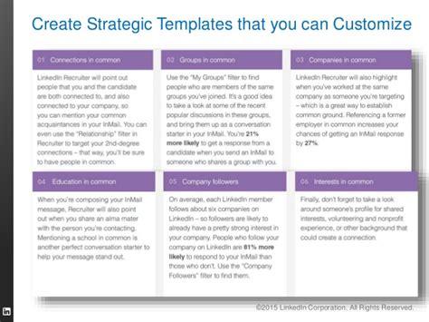 linkedin strategy template automate winning inmails on linkedin