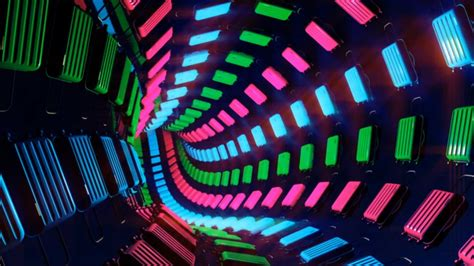 electrifying brands at electric run with motion graphics