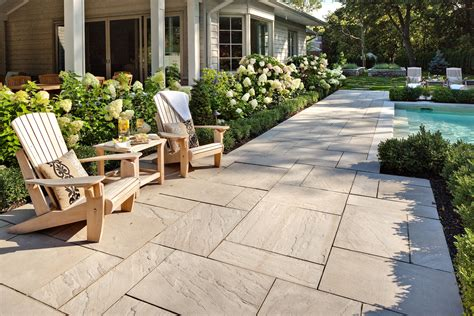 Pavers Vs Concrete Patio Outdoor Amazing Sted Concrete Vs Pavers For Modern Outdoor Design With Concrete Vs Pavers Patio