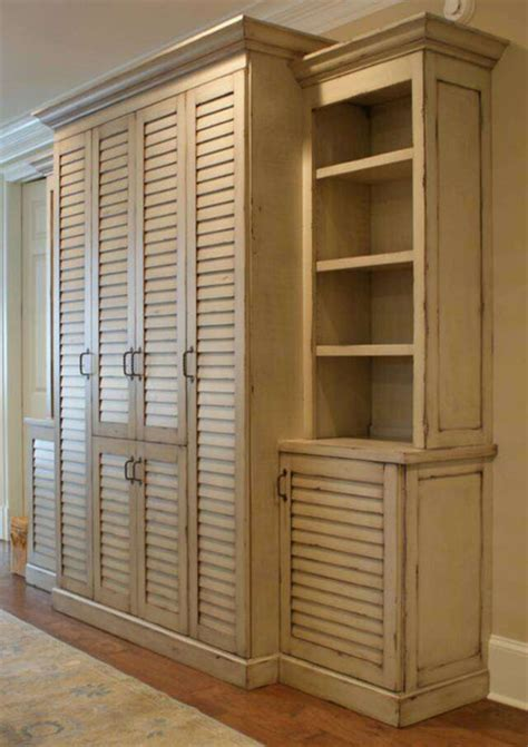 shutters for kitchen cabinets shutter door cabinet mediterranean jacksonville by