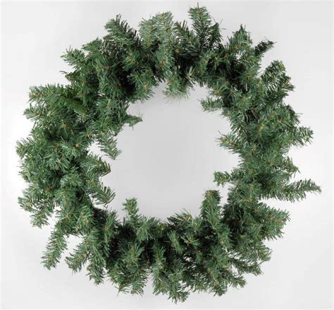 pine wreath 24 quot artificial