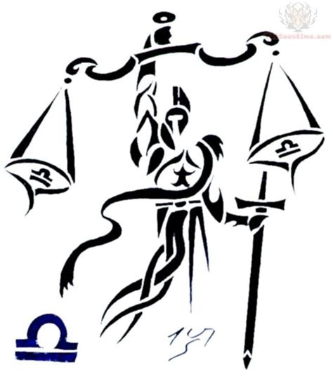libra tribal tattoo designs libra images designs