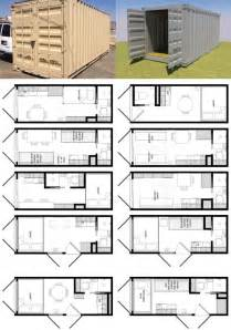 Tiny Home Layouts by 25 Best Ideas About Container House Plans On Pinterest