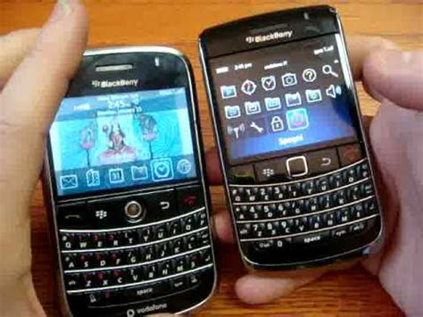 format video blackberry bold 9700 blackberry bold 9700 vs bold 9000 cellulare magazine it