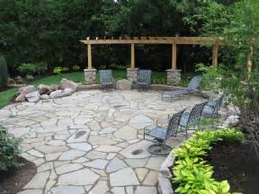 Flagstone Patio Design Pit Design Tips From The Masters Yard Ideas Yardshare