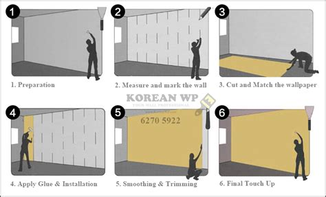complete idiot guide to singapore wallpaper diy installation