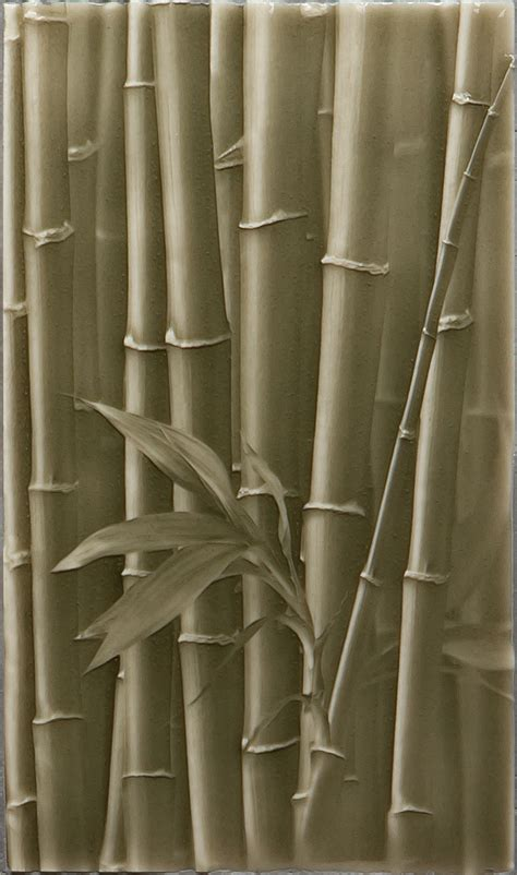 living walls bamboo forest tile