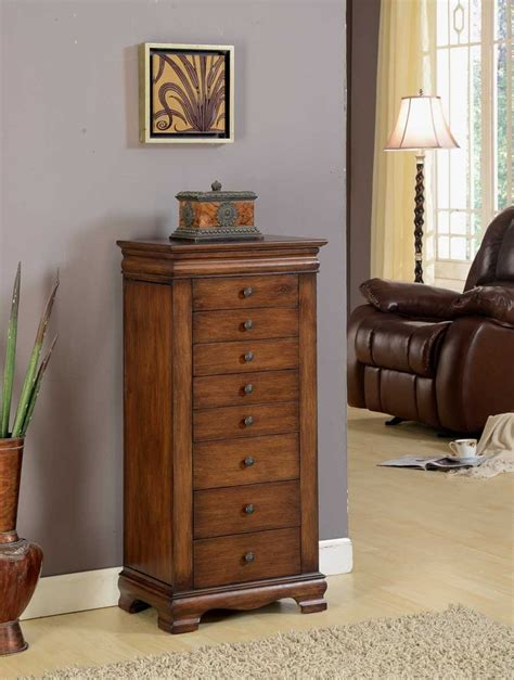 armoire astounding wicker jewelry armoire design drawer
