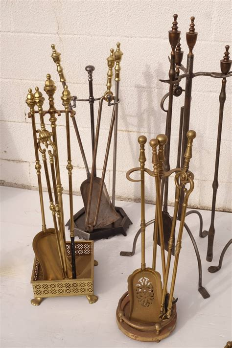 fireplace tools for sale at 1stdibs