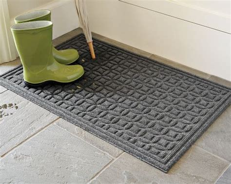 recycled water guard mat doormats by