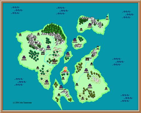 islands map island map 2 free maps