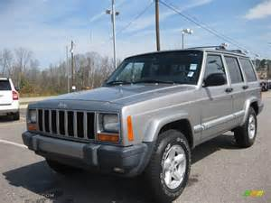 Jeep Xj Colors 2001 Silverstone Metallic Jeep Sport 5490992