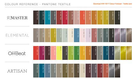 pantone color chart 2017 chenj58 culcchenj58