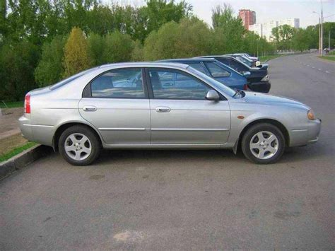 Kia Shuma by 2003 Kia Shuma Pictures 1600cc Gasoline Ff Manual For