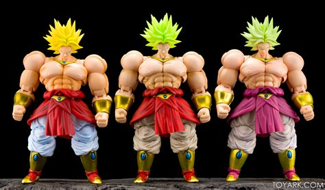 broly exclusive sh figuarts dragonball