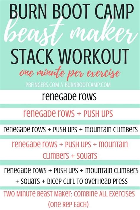 boot c workout for 639 best images about strength workouts on