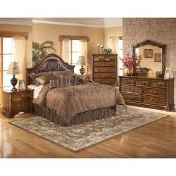 Ashley Bedroom Furniture Sets San Martin Headboard Bedroom Set Signature Design By