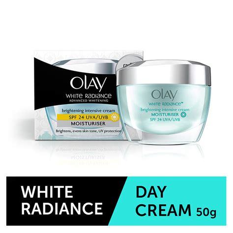 Olay White Radiance Advanced Whitening Spf24 buy olay white radiance protective spf 24 pa 50 g