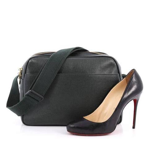 Bag Nano Taiga 2tone louis vuitton reporter bag taiga leather pm for sale at 1stdibs