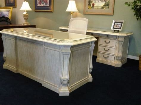 White Antique Office Desk Google Search For The Home Vintage Reception Desk