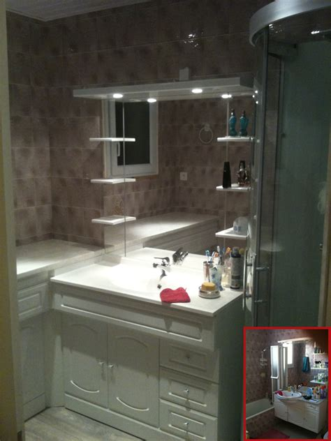 meuble cuisine brico d駱ot meuble cuisine bas angle 14 meuble haut salle de bain